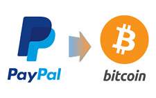 Accept PayPal to Bitcoin (Exchange service)