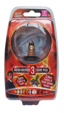 Doctor Who  Micro Universe 35mm Action Figures 3 figure random pack