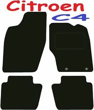 Citroen c4 DELUXE QUALITY Tailored mats 2004 2005 2006 2007 2008 2009 2010 2011