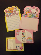 1 set of Mini Envelops with 2 Sheets of Paper