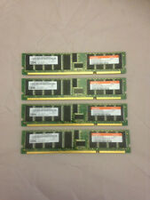 IBM 4452 2048MB (4x 512MB) DDR-1 DIMMs 208 Pin 8NS SDRAM 09P2706 12R9240 53P3226