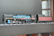 Van Hobbies VH #105 Canadian Pacific CPR H-1a #2805 Hudson Blue Boiler Smoke Def