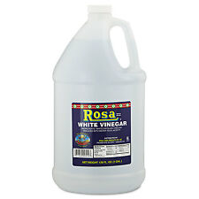 Rosa Marca Brand White Vinegar 5% 128oz 4/Carton 7174299414