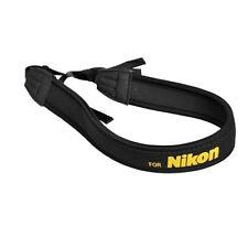 Professional Neoprene Neck Strap Neck strap NIKON Camera D5300 D7100 D610 D810 B