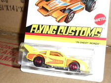 Hotwheels  FLYING CUSTOMS 76' Chevrolet  Monza