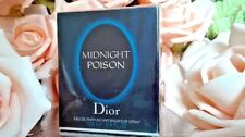 POISON MIDNIGHT DIOR, EAU DE PARFUM, 3.4 oz.100ml., original,SEALED!☆☆☆☆☆!