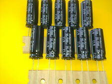 [10 pcs] Rubycon 1500uF/35V ZLH  Electrolytic Capacitor Low Imp. 10000h(105'C)