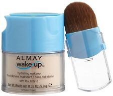 Almay Wake Up Hydrating Makeup Face Powder SPF13 - 010 Ivory