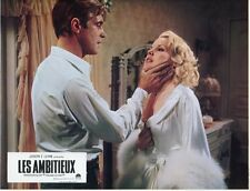CARROLL BAKER GEORGE PEPPARD THE CARPETBAGGERS 1964 VINTAGE LOBBY CARD #5