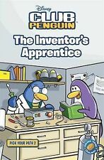"Club Penguin Pick Your Path 2: The Inventor's Apprentice Sunbird ""AS NEW"" Book"