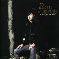 La Forêt des Mal-aimés by Pierre Lapointe (CD, Mar-2006, MSI Music Distribution)