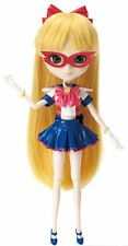"Groove Official Licensed Pullip Sailor Moon Sailor V 12"" Figure Doll P-156"