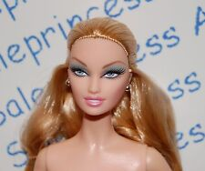 NEW '09 Barbie Generations of Dreams Nude Doll Blonde Model Muse Lara Face Loose