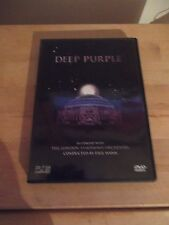 "Deep Purple The London Symphony Orchestra ""In Concert With The L.S.O."" DVD 2001"