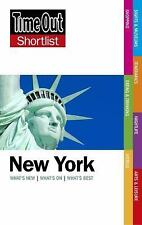 Time Out Shortlist New York 2015, , New Book