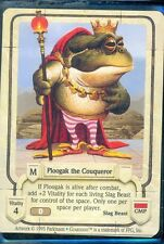 GUARDIANS CCG PLOOGAK THE CONQUEROR VO RARE