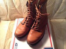 Vintage Wolverine Boots, 1000 Mile, Size US 9 (42/43) , made in USA, Rockabilly