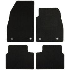 Vauxhall Insignia Estate 08-13 - Sakura Tailored Deluxe Carpet Floor Mats Black