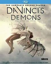 Da Vincis Demons: Complete Second Season Two 2 (3 Blu-ray Disc set, 2015)  NEW