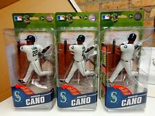 McFarlane MLB 33 Robinson Cano Collector Level #'d/500 Seattle Mariners
