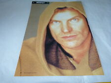 STING - Mini poster couleurs 6 !!!!!!!!!!!!!!!