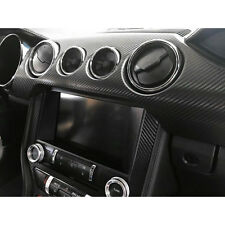 Mustang Interior Trim Kit Vinyl Overly Carbon Fiber 2015-2017