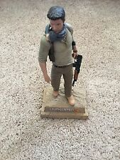 Uncharted 3: Drake's Deception Collector's Edition Statue - PS3 - Nathan Drake