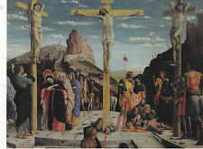 "*Postcard-""The Scene of The Crucifixtion"" ...as Crowd Watches  (B-283)"