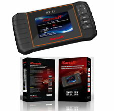 RT II OBD Diagnose Tester past bei  Renault CLIO III  , inkl. Service Funktionen