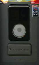 SwitchEasy Capsule Hard Shell Case for iPod Classic 7th Gen 80G/120G/160GB Black