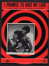 I Promise To Wait My Love 1968 Martha Reeves and the Vandellas