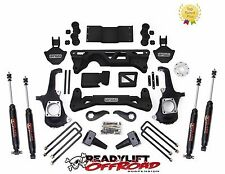 "2011-2016 Chevrolet GMC 2500HD 3500HD ReadyLIFT 7-8"" Full Suspension Lift Kit"