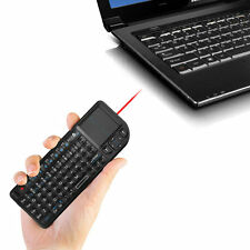 Mini Rechargeable Remote 2.4GHz Wireless Keyboard&Touchpad for Raspberry Pi  H2