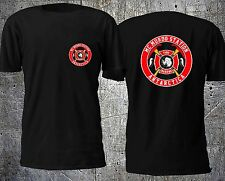 NEW McMURDO ANTARCTICA STATION FIRE RESCUE T SHIRT SIZE S-4XL