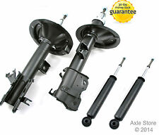 Full Set - 4 New Struts Shocks OE Replacement Lifetime Warranty Fit Aveo Wave