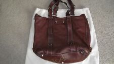 CHLOE  Vintage Silverado satchel bag leather in Brown