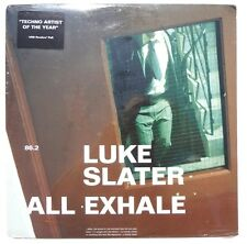 SEALED LUKE SLATER: All Exhale LP NOVAMUTE RECORDS 30540 US 1999 12""