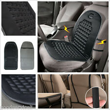 Black Magnetic Health Vehicles Interior Seat Massage Cover Memory Foam Cushion