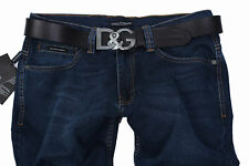 NEW SLIM FIT d.g:MEN'S JEANS WITH GIFT BELT Sz 29