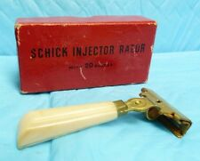 VTG SCHICK INJECTOR RAZOR 1806087 IN ORIGINAL BOX R1