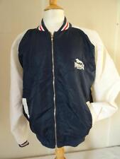 LONSDALE London  Nylon bomber JACKET    Blue / white    Size XL     230 Y