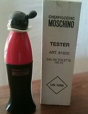 profumo donna moschino cheap and chic