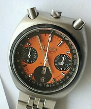 RARE VINTAGE CITIZEN BULLHEAD CHRONOGRAPH WATCH
