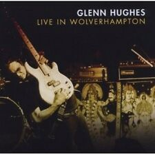 "GLENN HUGHES ""LIVE IN WOLVERHAMPTON"" 2 CD NEW+"