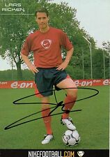 Lars Ricken (Borussia Dortmund) - original - NIKE Karte