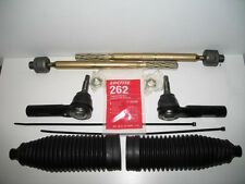 Fits 2004-06 Lexus RX330 Left & Right Inner & Outer Tie Rods and Boots Kit