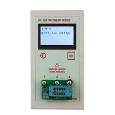 LCD Transistor Tester Diode Inductance Capacitance ESR Meter MOS/PNP/NPN L/C/R