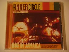 "CD ~ The Best of INNER CIRCLE with JACOB MILLER ""Big in Jamaica"" Reggae Music"