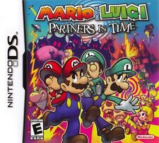 Nintendo DS Mario & Luigi Partners in Time DS Game Card