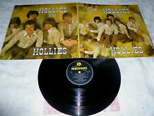 THE HOLLIES-sing hollies '70 UK B/Y PARLOPHONE LP ORIG. POP PSYCH
